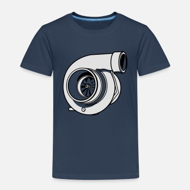 Turbo G - T-shirt premium Enfant