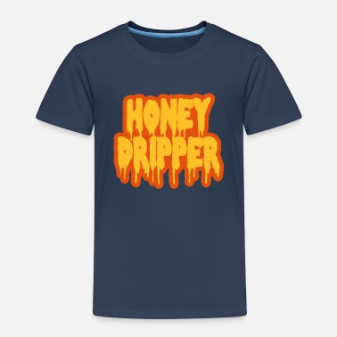 Blaxploitation Honey Dripper - Kids' Premium T-Shirt