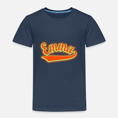 Personalise Emma - T-shirt Personalised with your name - Kids' Premium T-Shirt
