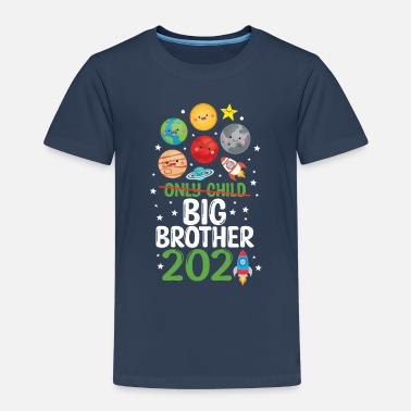 Big Big Brother-ruimteplaneten Big Brother 2021 - Kinderen premium T-shirt