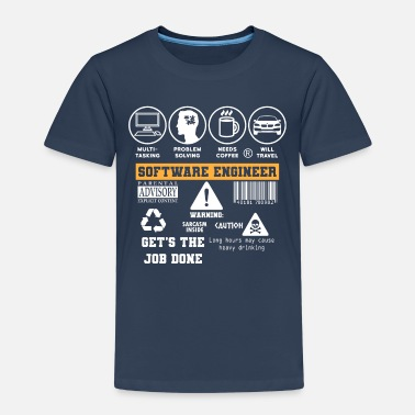 Problem software developer - Kids' Premium T-Shirt