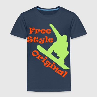 freestyle - Kids' Premium T-Shirt