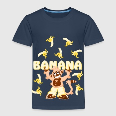 Banana - Kinder Premium T-Shirt