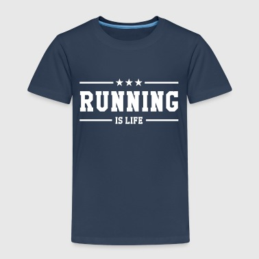 Running is life ! - Kids' Premium T-Shirt