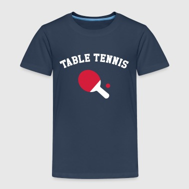 Table Tennis - Kinderen Premium T-shirt
