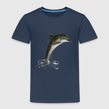 Tursiops_truncatus - Kinder Premium T-Shirt