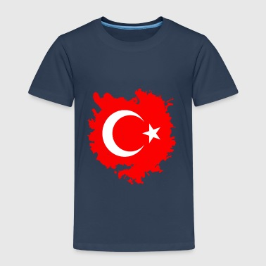Türkiye Turkey  - Kinderen Premium T-shirt