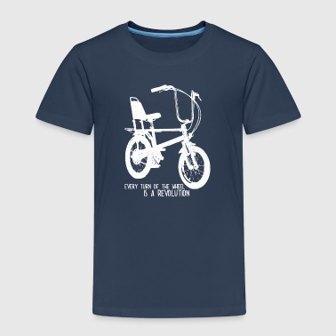 Bike revolution - Kids' Premium T-Shirt