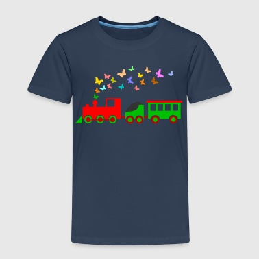 locomotive - T-shirt Premium Enfant