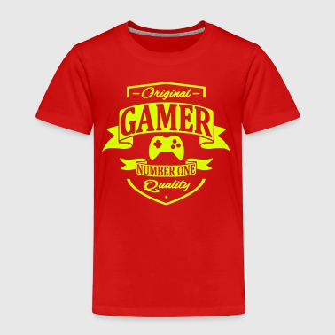 Gamer - Kinder Premium T-Shirt