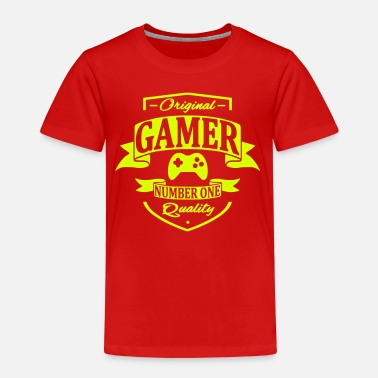Gamer - Premium-T-shirt barn