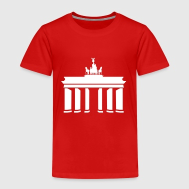 Brandenburger Tor - Kinder Premium T-Shirt