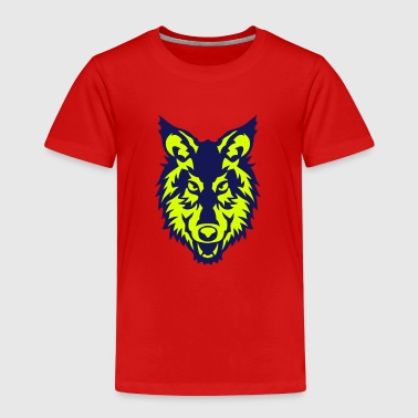 werwolf wolf 28 - Kinder Premium T-Shirt