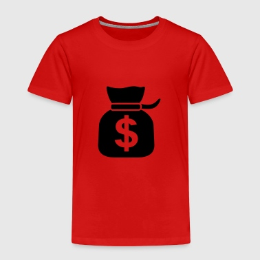 Dollar - Kinder Premium T-Shirt