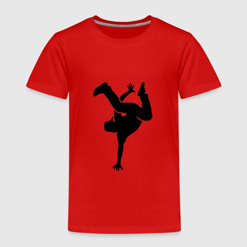 Breakdance - Kinder Premium T-Shirt