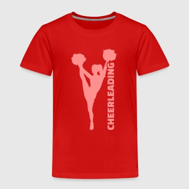Cheerleading - Kinder Premium T-Shirt