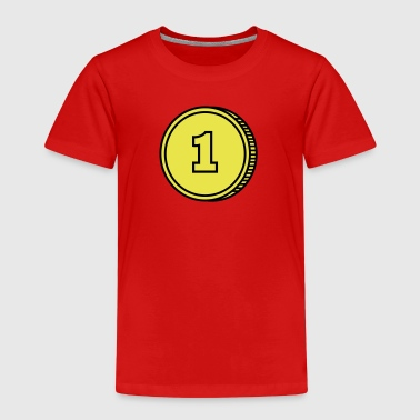coin - Kids' Premium T-Shirt