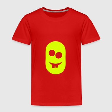 smiley bete con - T-shirt Premium Enfant