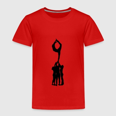 Cheerleading, Cheerleader - T-shirt Premium Enfant
