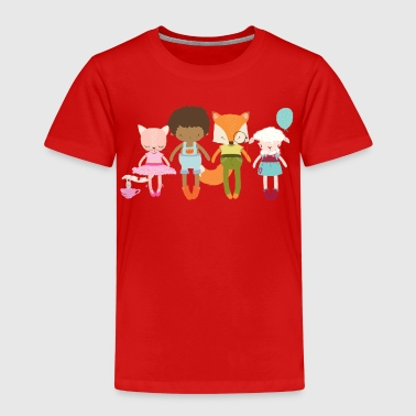 Finley + friends - Kinder Premium T-Shirt