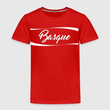 Basque - T-shirt Premium Enfant