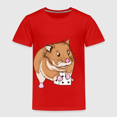 Rodent Hamster guinea pig rodent rodent - Kids' Premium T-Shirt