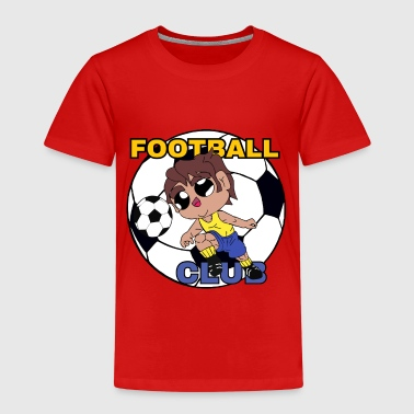 Fußballverein - Kinder Premium T-Shirt