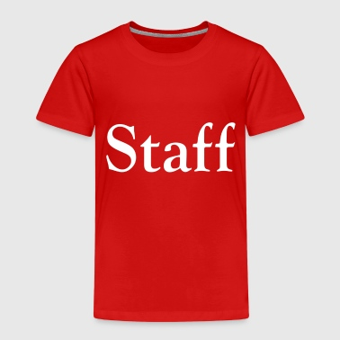 Staff - Kids' Premium T-Shirt