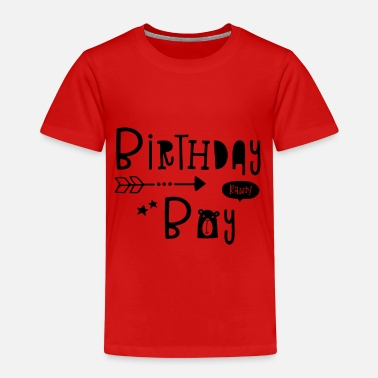 Kid Birthday Birthday Boy - Boys - Boys - Boys - Kid - Kids - Kids' Premium T-Shirt