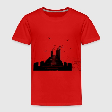 The Pier - Kids' Premium T-Shirt