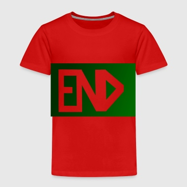 End - Kinder Premium T-Shirt
