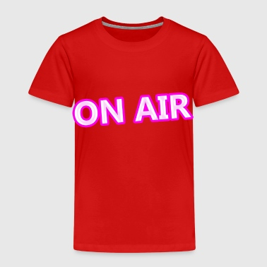 On Air - Aufnahme läuft - Kinder Premium T-Shirt