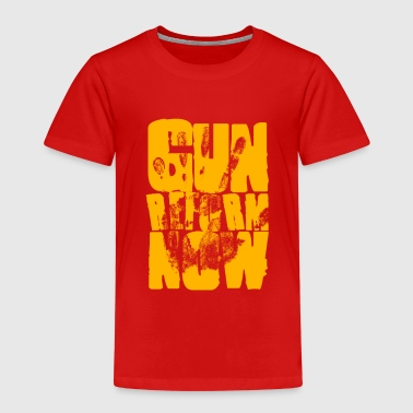 Gun Reform Now! - Kinder Premium T-Shirt