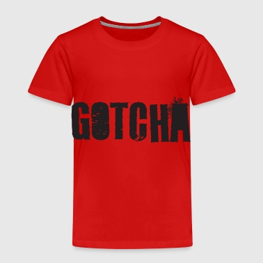 Gotcha - Premium T-skjorte for barn