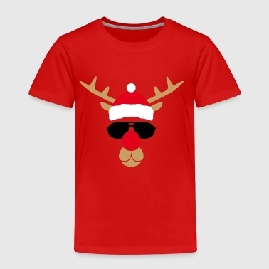 RENNE OF CHRISTMAS COOL - Kids' Premium T-Shirt