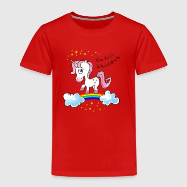 the last unicorn einhorn - Kinder Premium T-Shirt