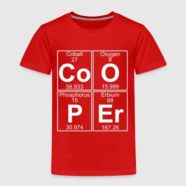 Op Schwester Co-OP-Er (Cooper) - Full - Kinder Premium T-Shirt