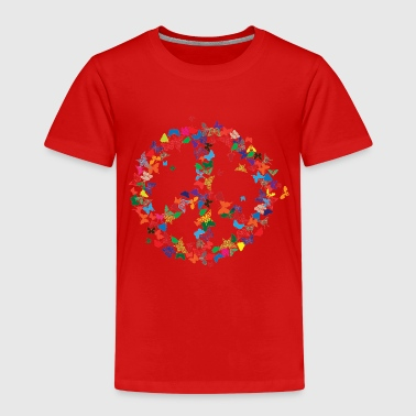 peace frieden - Kinder Premium T-Shirt