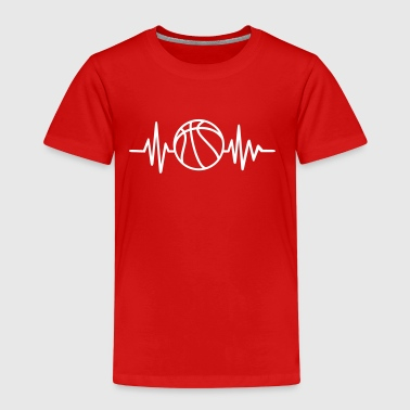 Basketball - Kinder Premium T-Shirt