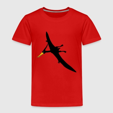 THE BLACK PTERANODON - Kids' Premium T-Shirt