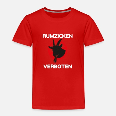 Interdite Rumzicken Interdit - T-shirt Premium Enfant
