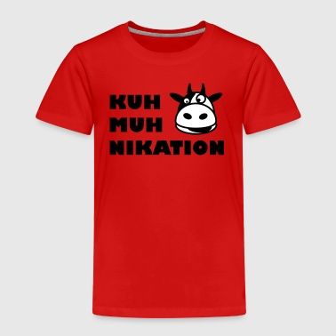 Kommunikation - Kinder Premium T-Shirt
