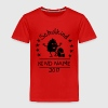 Schulkind Monstermotiv - Kinder Premium T-Shirt