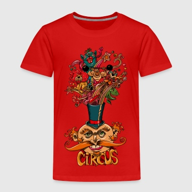Circus the circus - Kids' Premium T-Shirt