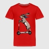 Scooter Hare - Kids' Premium T-Shirt