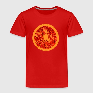 Oranje Party oranje - Kinderen Premium T-shirt