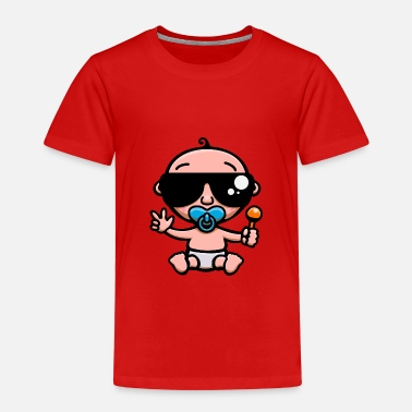 Baby Cool Blue - Kids' Premium T-Shirt