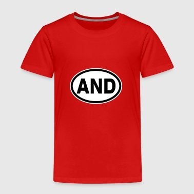 AND Andorra - T-shirt Premium Enfant