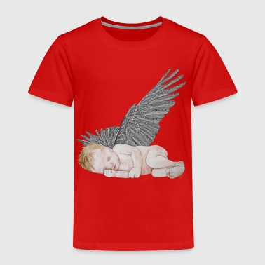 Kleiner Engel Version 2 - Kinder Premium T-Shirt