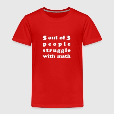Math - Kids' Premium T-Shirt